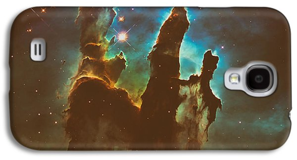 The Pillars Of Creation Galaxy S4 Case by Mountain Dreams