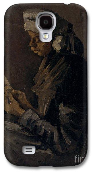The Potato Peeler, 1885 Galaxy S4 Case