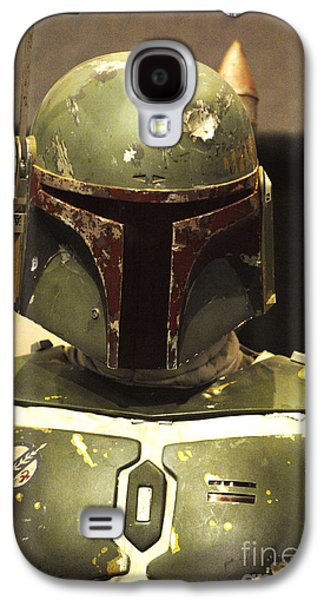 The Real Boba Fett Galaxy S4 Case by Micah May