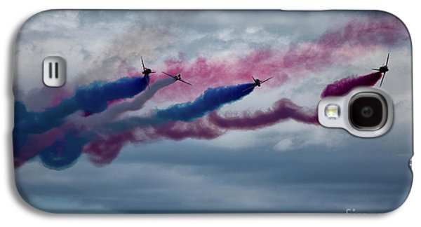 Airplane Galaxy S4 Case - The Red Arrows by Smart Aviation