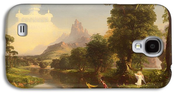The Voyage Of Life - Youth Galaxy S4 Case by Mountain Dreams