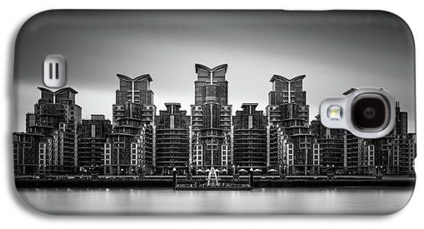 2 Time Winner Of The Worst Building In The World Award Galaxy S4 Case by Ivo Kerssemakers