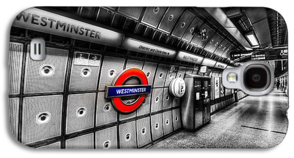 Underground London Galaxy S4 Case by David Pyatt