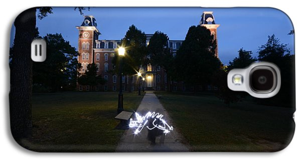 University Of Arkansas Galaxy S4 Case by Chris  Look