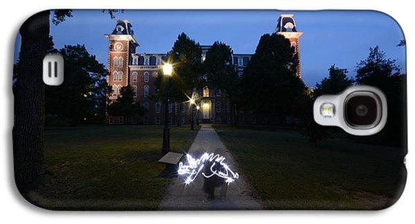 University Of Arkansas Galaxy S4 Case