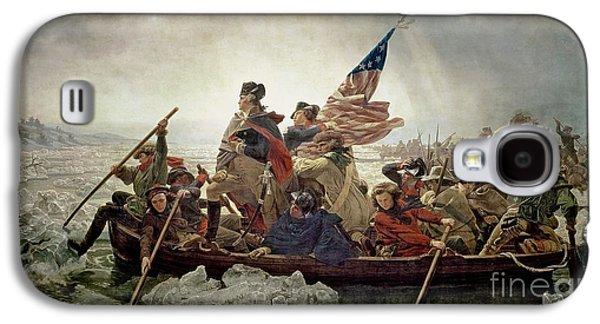 Washington Crossing The Delaware River Galaxy S4 Case