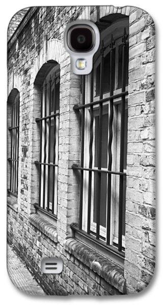 Dungeon Galaxy S4 Case - Window Bars by Tom Gowanlock