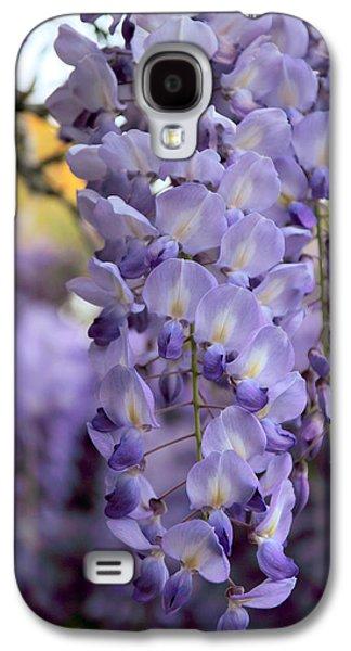 Wisteria Blossom Galaxy S4 Case by Jessica Jenney