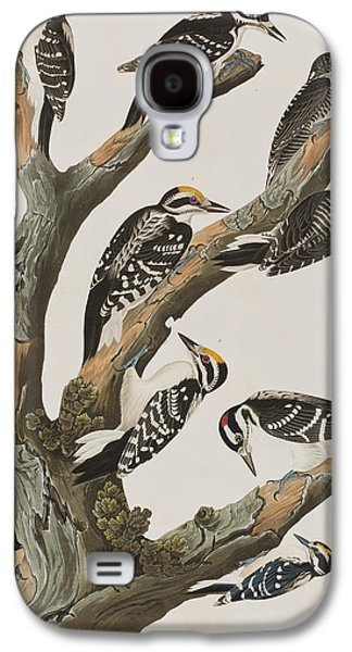Woodpeckers Galaxy S4 Case
