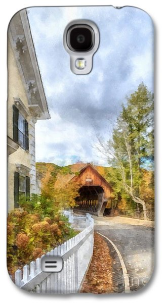 Woodstock Vermont Galaxy S4 Case