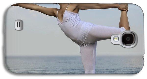 Yoga Galaxy S4 Case by Joana Kruse