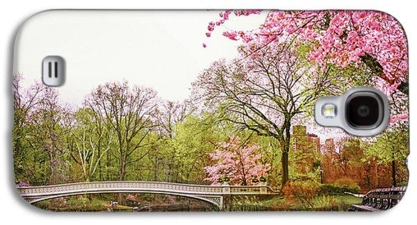 New York City Galaxy S4 Case by Vivienne Gucwa