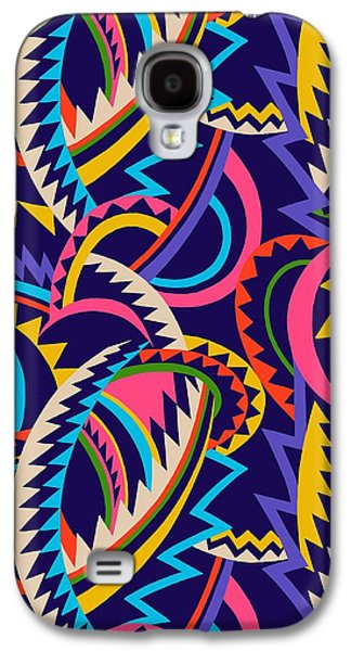 20th Century Lightning Galaxy S4 Case by Sholto Drumlanrig
