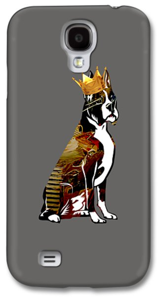 Boxer Collection Galaxy S4 Case by Marvin Blaine