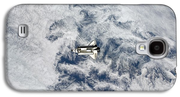 Space Shuttle Endeavour Galaxy S4 Case by Stocktrek Images