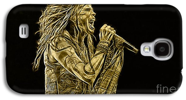 Steven Tyler Collection Galaxy S4 Case by Marvin Blaine