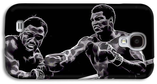 Muhammad Ali Collection Galaxy S4 Case