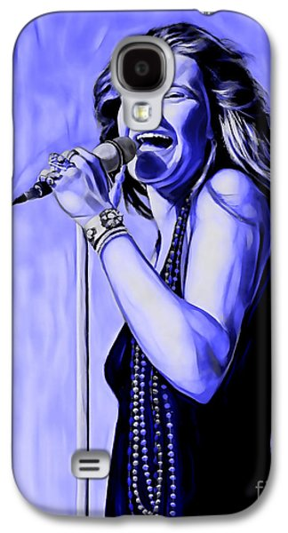 Janis Joplin Collection Galaxy S4 Case by Marvin Blaine
