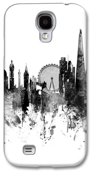 London England Skyline Galaxy S4 Case