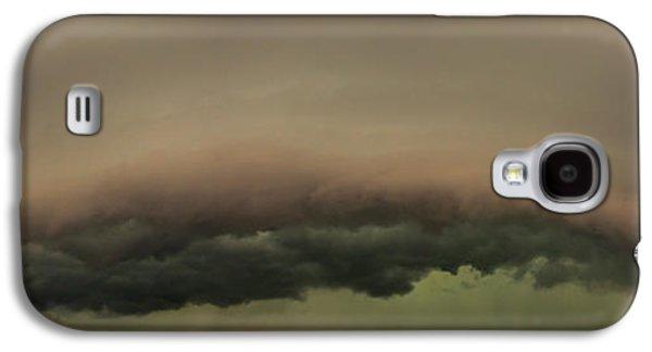 Nebraskasc Galaxy S4 Case - 3rd Storm Chase Of 2015 by Dale Kaminski