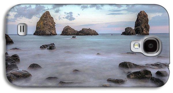 Aci Trezza - Sicily Galaxy S4 Case by Joana Kruse