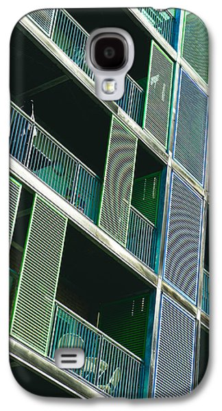 Apartments Galaxy S4 Case by Tom Gowanlock