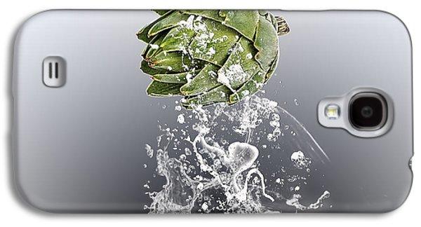 Artichoke Splash Galaxy S4 Case