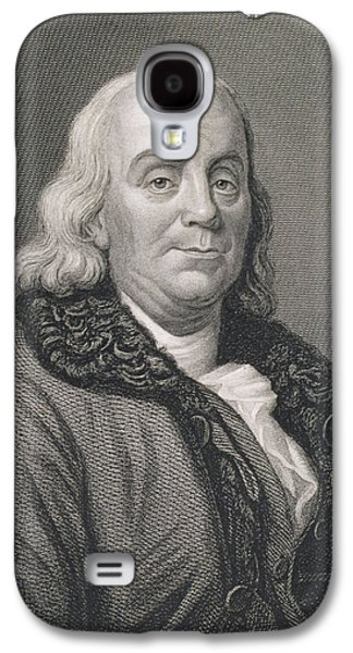 Benjamin Franklin Galaxy S4 Case by Joseph Siffred Duplessis