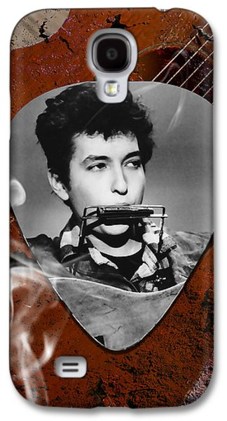 Bob Dylan Art Galaxy S4 Case by Marvin Blaine