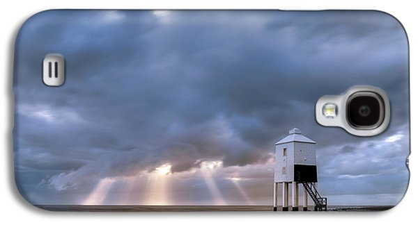 Burnham-on-sea - England Galaxy S4 Case by Joana Kruse
