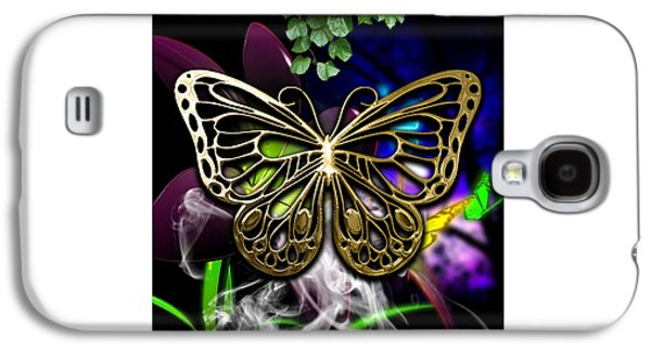 Butterfly Collection Galaxy S4 Case