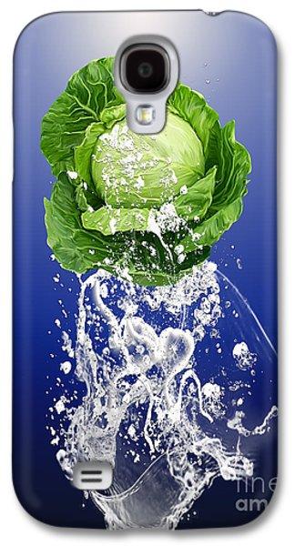 Cabbage Splash Galaxy S4 Case