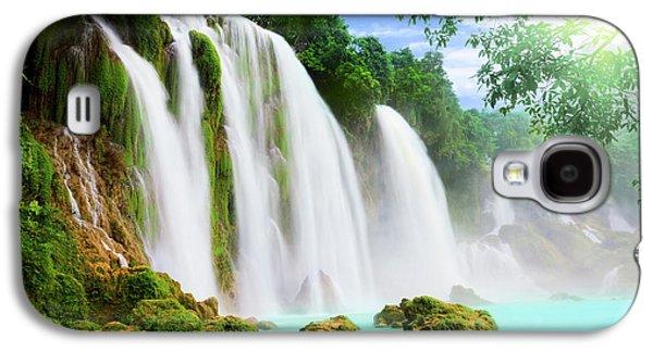 Detian Waterfall Galaxy S4 Case