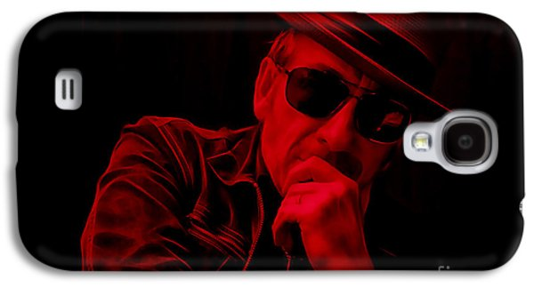 Elvis Costello Collection Galaxy S4 Case by Marvin Blaine