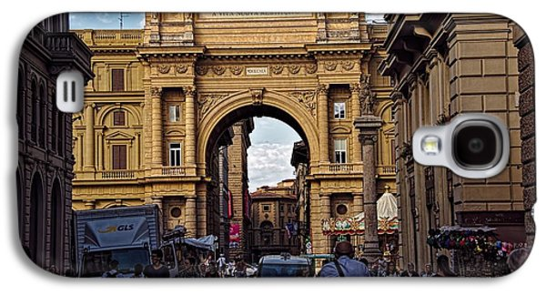 Florence Italy Galaxy S4 Case by Cendrine Marrouat