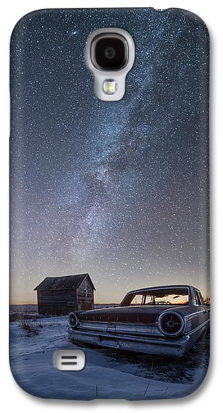 3 Galaxies  Galaxy S4 Case by Aaron J Groen
