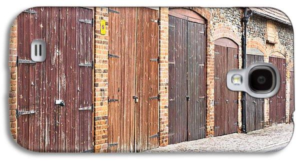 Garage Doors Galaxy S4 Case