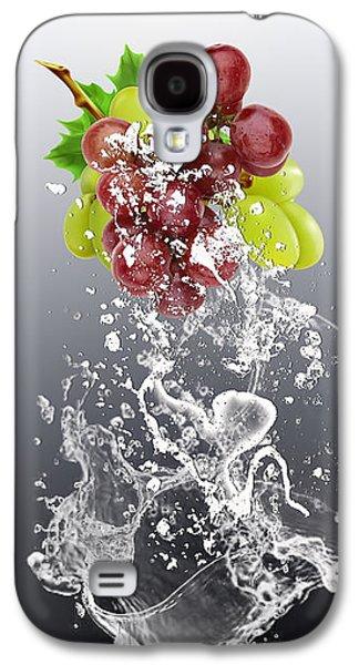 Grape Splash Galaxy S4 Case by Marvin Blaine