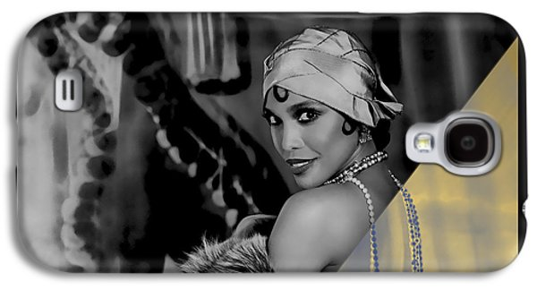 Josephine Baker Collection Galaxy S4 Case by Marvin Blaine