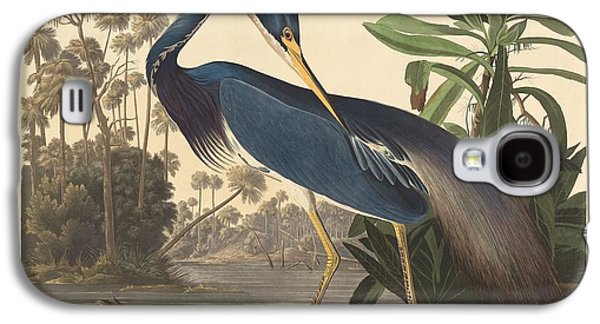 Louisiana Heron Galaxy S4 Case