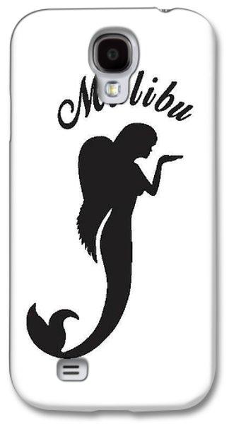 Malibu Mer Angels Galaxy S4 Case by Chrystyna Wolford