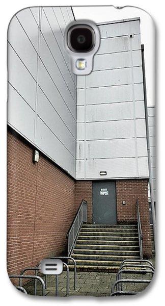 Modern Building Exterior Galaxy S4 Case by Tom Gowanlock