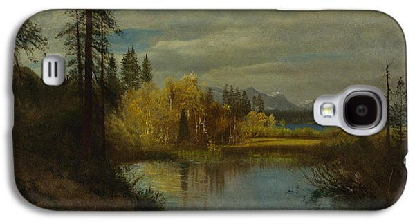 Outlet At Lake Tahoe Galaxy S4 Case