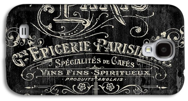 Paris Bistro Galaxy S4 Case by Mindy Sommers
