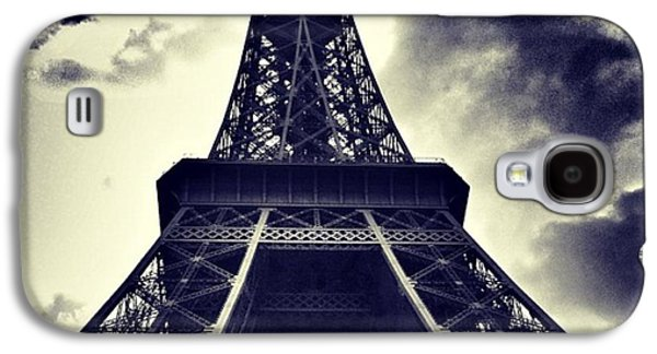 #paris Galaxy S4 Case by Ritchie Garrod