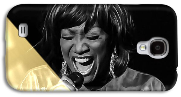 Patti Labelle Collection Galaxy S4 Case by Marvin Blaine