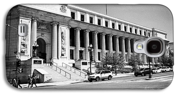 Postal Square Building Washington Dc Usa Galaxy S4 Case