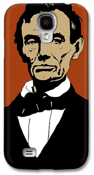 President Lincoln Galaxy S4 Case