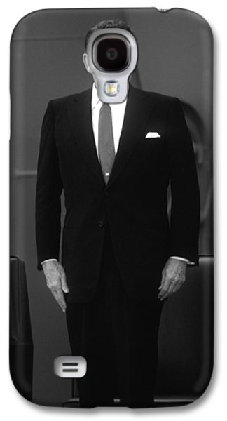 President Ronald Reagan Galaxy S4 Case