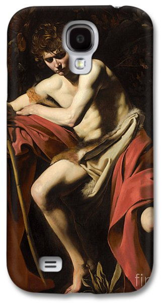 Saint John The Baptist In The Wilderness Galaxy S4 Case